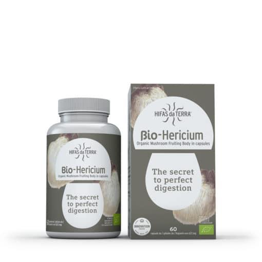 Bio Hericium Hifas da Terra