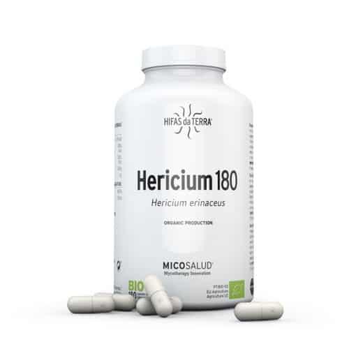 Hericium 180 Hifas da Terra