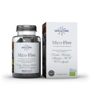 Mico Five Hifas da Terra